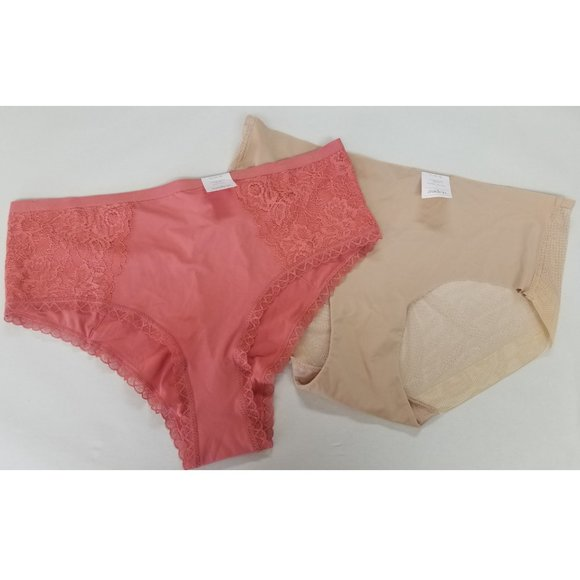 Auden Other - auden LOT OF 2 Panties // Hipster + Cheeky